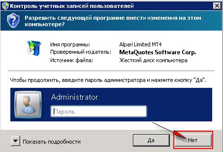 удаленный сервер mt4 mt5